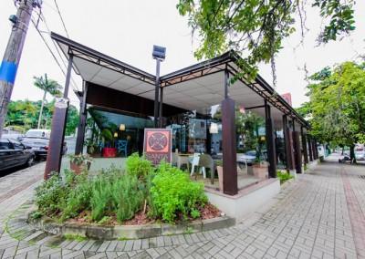 Restaurante e Bistrô Santa Mistura | 2013