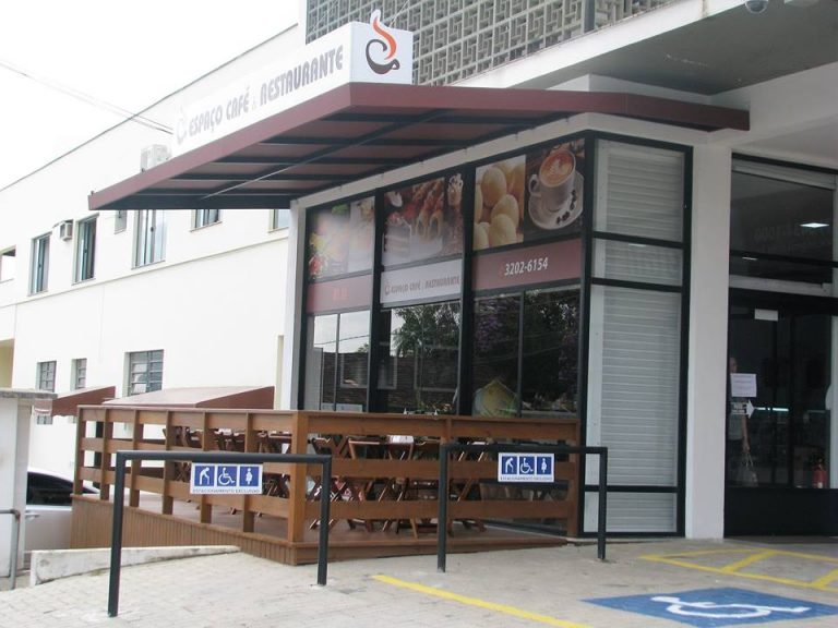 Espaço Café e Restaurante